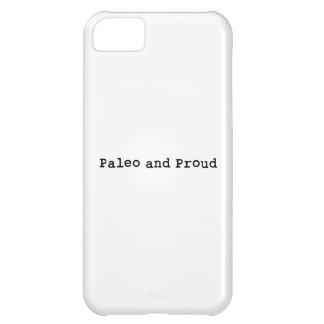 Paleo and Proud Case For iPhone 5C
