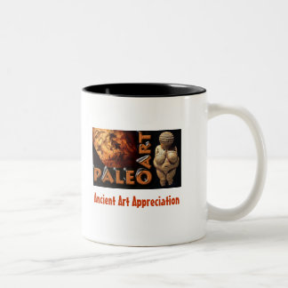 Paleo Art Logo Mug