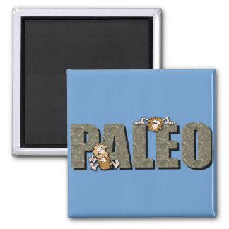 Paleo Cavemen Magnet
