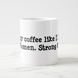 Paleo Coffee Cup Extra Large Mug