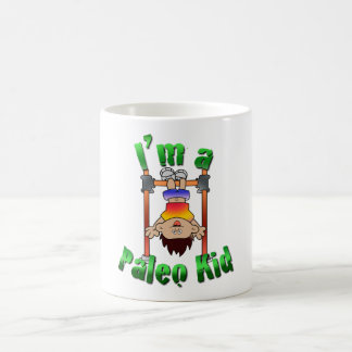 Paleo Kid Coffee Mug