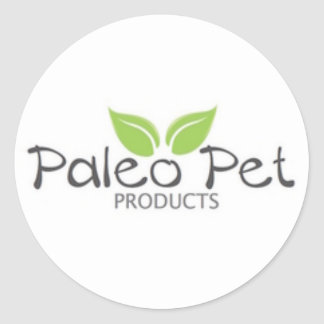Paleo Pet Products | Sticker Promotions