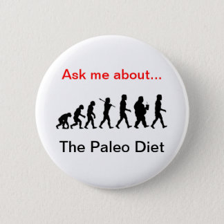 Paleo Products Pinback Button