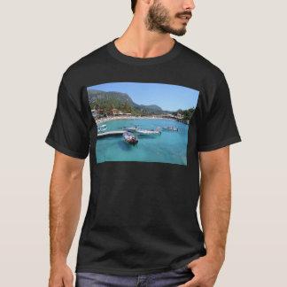 Paleokastritsa Beach, Corfu T-Shirt