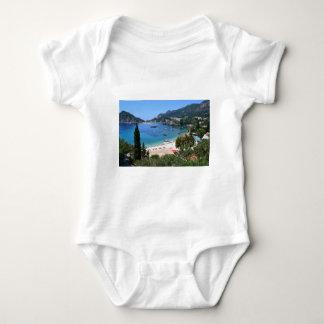 Paleokastritsa Greece Baby Bodysuit