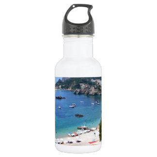 Paleokastritsa Greece Water Bottle