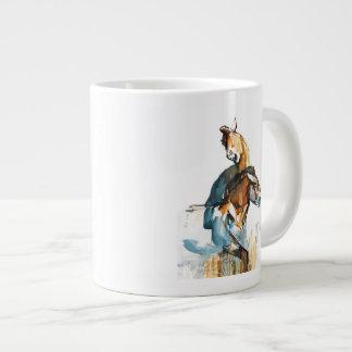 Paleolithic Giant Coffee Mug