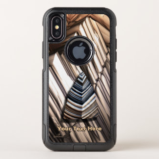 Paleolithic Technology OtterBox Commuter iPhone X Case