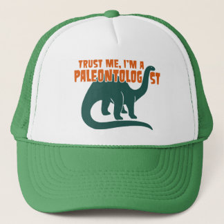 Paleontologist Trucker Hat