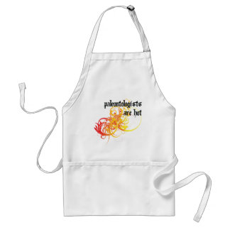 Paleontologists Are Hot Adult Apron