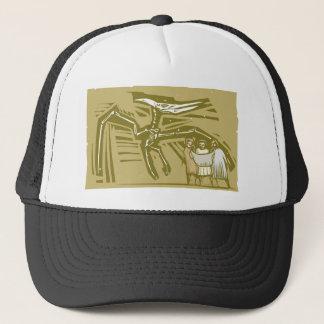 Paleontologists Pterodactyl Fossil Trucker Hat