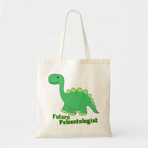 Paleontólogo futuro bolsa de mano