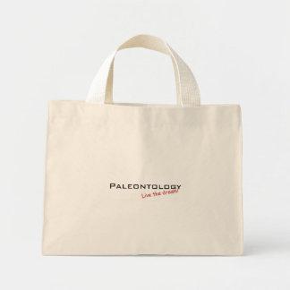 Paleontology / Dream! Mini Tote Bag