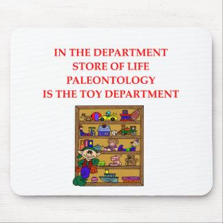 PALEOntology gifts Mouse Pad