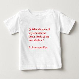 paleontology joke baby T-Shirt