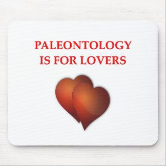 PALEONTOLOGY MOUSE PAD