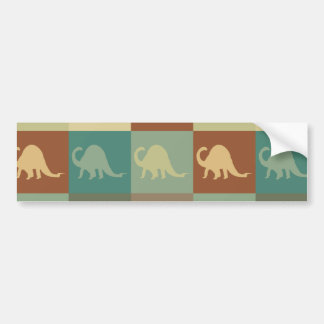 Paleontology Pop Art Bumper Stickers