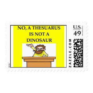 PALEOntology stamps