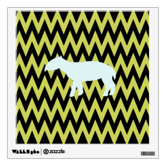 paleotherium wall decal
