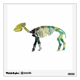paleotherium wall sticker