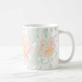 Paler Roses Coffee Mug