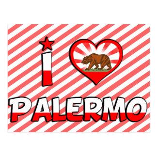 Palermo, CA Post Card