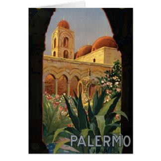 Palermo Greeting Card