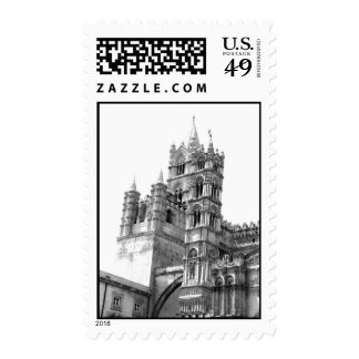 Palermo Cathedral Stamp