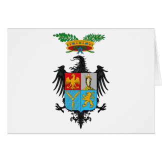 Palermo Coat of Arms Greeting Card