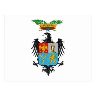 Palermo Coat of Arms Postcard