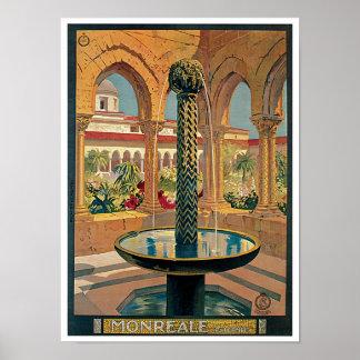 Palermo de Monreal Poster