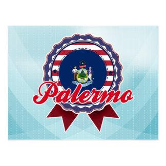 Palermo, ME Postcards