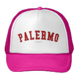 Palermo Mesh Hats