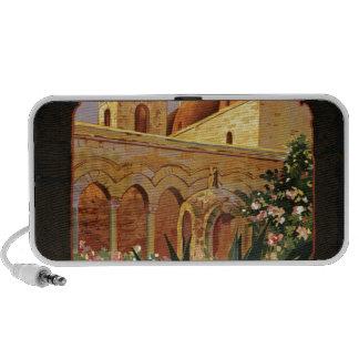 Palermo (Sicilia) Portable Speaker
