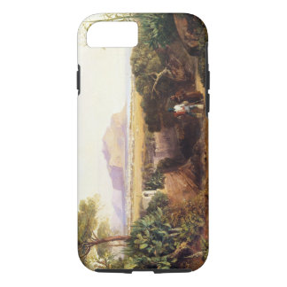 Palermo, Sicily, 1847 (oil on canvas) iPhone 8/7 Case