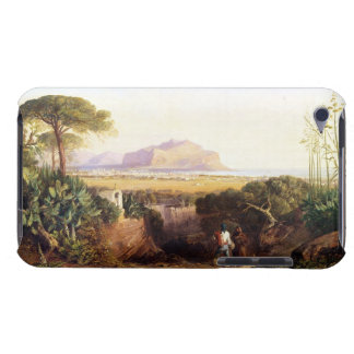 Palermo, Sicily, 1847 (oil on canvas) iPod Touch Cover