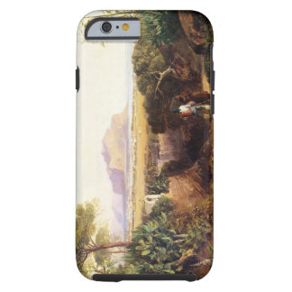 Palermo, Sicily, 1847 (oil on canvas) Tough iPhone 6 Case
