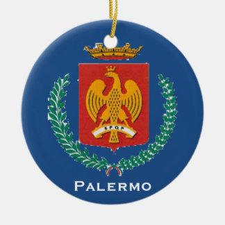 Palermo*, Sicily Christmas Ornament