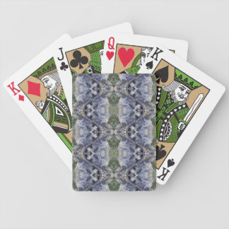 Palest Blue Playing Cards