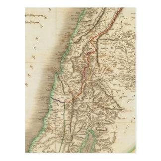 Palestina 2 tarjetas postales