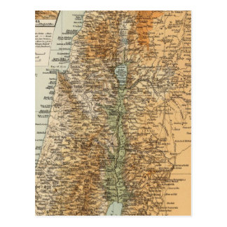 Palestina 3 postales