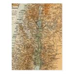 Palestina 3 tarjeta postal