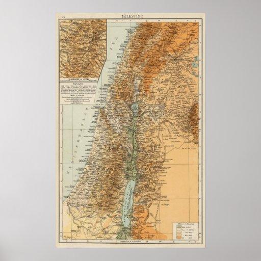 Palestina 4 impresiones
