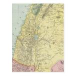 Palestina 4 postal