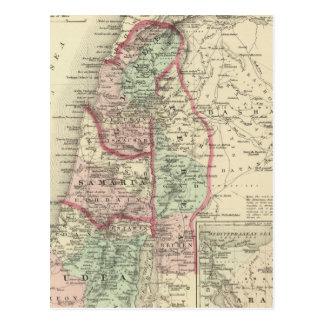 Palestina 4 tarjeta postal