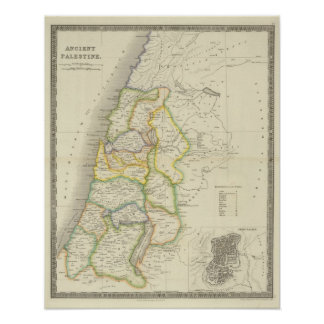 Palestina antigua poster