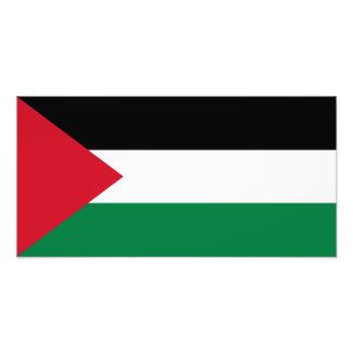 Palestina - bandera palestina cojinete