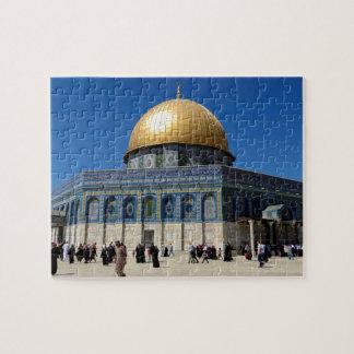 Palestina: Bóveda de la roca en el rompecabezas de