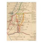 Palestina Constantino sous le Grand, 330 apres JC Tarjeta Postal