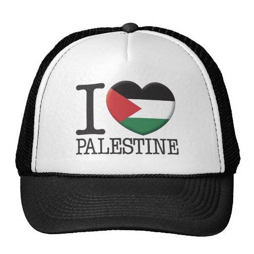 Palestina Gorro De Camionero